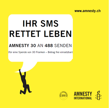 Amnesty Banner