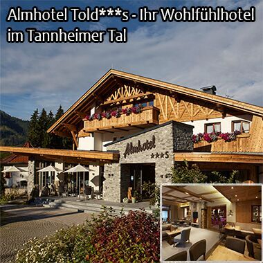 Banner_Almhotel Told