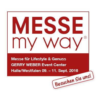 Banner_Mattfeld & Sänger_My Way_Messe
