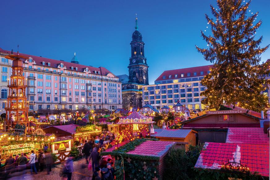 Die Schonsten Weihnachtsmarkte Der Welt Fernweh Das Schweizer