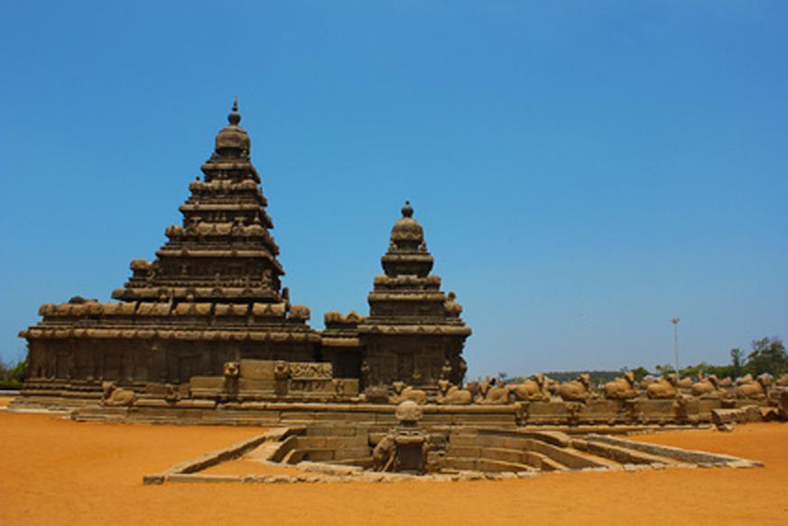 Mahabalipuram - Strandtempel_873x583
