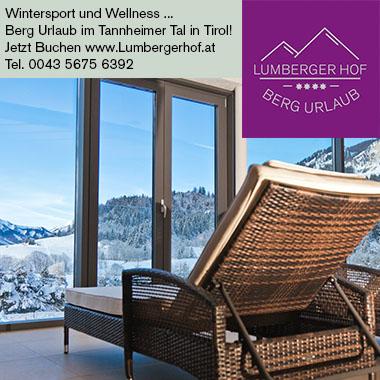 Wanderhotel Lumberger Hof